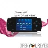 Dingoo A-330 console de jeu de poche Retro Turn émulateur marche et Jeux