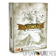 Dragon Saga Limited Edition Set
