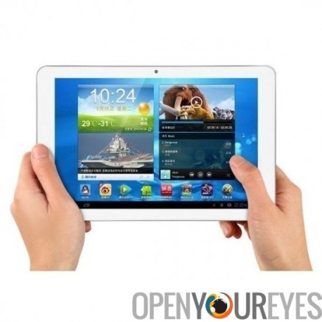 "PC Ramos W30 Quad Core écran IPS Tablet 10.1 "" 16Gb Android 4 UltraSlim"
