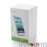 I3000 DualSim Intelligent SmartPhone MTK6589 Quad Noyau Android 4.2 OS 5.0 IPS + 32Gb Memory