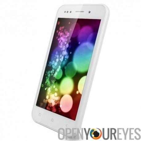 Libre ZP500+ Android 4 JB intelligent téléphone à écran tactile de 4 Gb Écran IPS