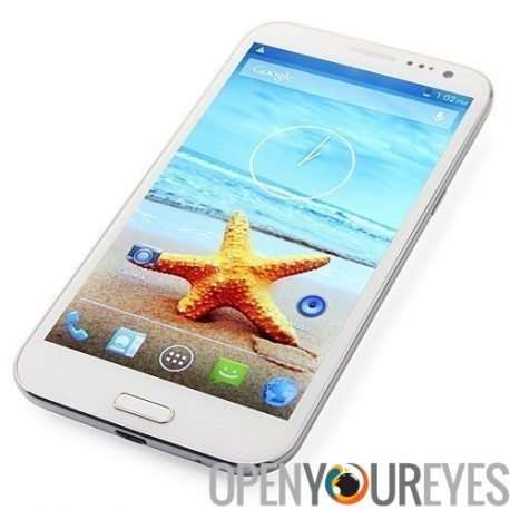 ThL W7 + CPU Quad Core Android 4.2 JB MTK6589 5.7 pouces IPS HD Smartphone