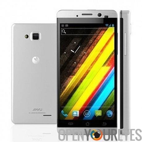 G3 écran tactile Android Phone MTK6577 Dual Core IPS Retina Display GPS