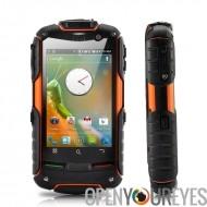 Aventure smartphone double SIM de téléphone mobile - Etanche Anti-Shock GPS écran IPS WorldWide