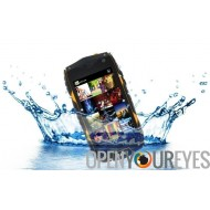 Qualcomm Snapdragon Dual Core Android Smartphone Téléphone portable étanche antichoc WorldWide Quadribande GSM
