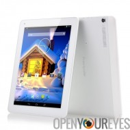 "Freelander Slim Tablet Android 4 Quad Core CPU, IPS écran tactile 9.7"" 16 Gb, 3G, HSDPA intégré"