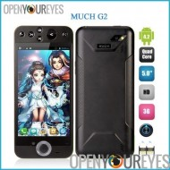 Much G2 - Tablet Smartphone Android Mobile Game OpenConsole - CPU Quad Core - IPS 16K TouchScreen - DUAL SIM 3G HSDPA