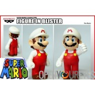 Super Mario Bross Fire Serie TV Wii Games Action Figure Vinyl Figure Pvc Manga ActionFigure