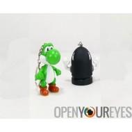 Keychain Nintendo Super Mario Bros Wii U jeu Actionfigure PVC Vinyl Figure Manga - Bundle 4
