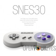 Gamepad Nintendo SNES30 contrôleur universel pour Tablet - Consoles - Apple - iPad - iPhone - Windows PC - Android