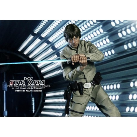 Star Wars 1/6th Luke Skywalker The Empire Strikes Back - Bespin Outfit  - Action Figure