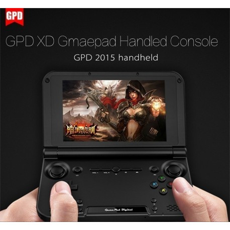 GPD XD 32Gb Console Android Pocket Gaming Tablet RK3288 Quad-Core IPS Screen