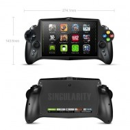 JXD S192 Jeu ecran Tablet GamePad Retro Gaming Console tactile NVidia Tegra