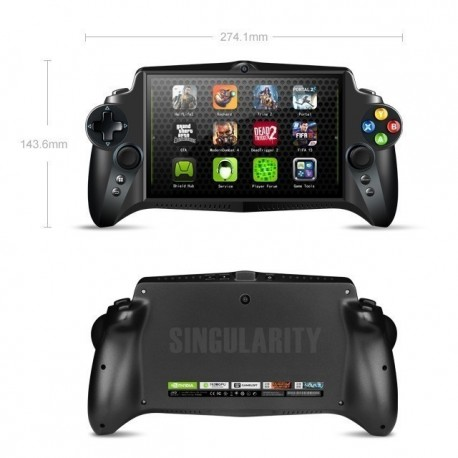 JXD S192 Tablet Gaming TouchScreen Game Console Unlock Root