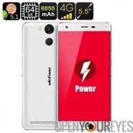 Ulefone puissance Smartphone - 64bits Octa Core CPU, 3 Go de RAM, batterie 6050mAh, écran de 5.5 pouces IPS, 5.1 Android, Dual