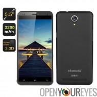VKWorld VK700 Pro Smartphone - 5,5 pouces écran HD, verre Gorilla, Quad Core CPU, Android 5.1, Smart Wake + gesticulant (noir)