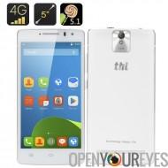 THL 2015A Smartphone Android - écran de 5 pouces HD, 5.1 Android, Quad Core CPU, 4G, OTG, Smart suite, geste de télédétection (