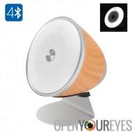 Haut-parleur FACEFOU ML350 Bluetooth lampe LED - 10000mAh batterie, haut-parleur 20W + 15W haut-parleur, lampe 5W