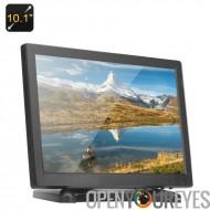 10.1 écran de pouces IPS - 1280 x 800, HDMI, VGA, AV, haut-parleurs intégrés, format 16:9