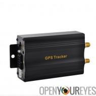 GPS Tracker - enregistreur de données, pour la Protection du véhicule, gestion de flotte, connectivité quadri-bande, GSM