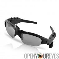 Bluetooth + lunettes de soleil MP3 Player - 4GB
