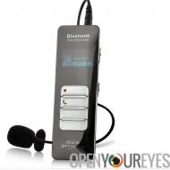 Voix et Call Recorder pour téléphones mobiles - Bluetooth, 8Go