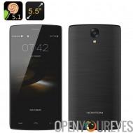 HOMTOM HT7 Pro Smartphone - écran de 5.5 pouces HD, Android 5.1, 4G, CPU Quad Core, 2Go de RAM + 16 Go de mémoire, Bluetooth 4.