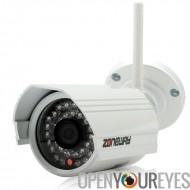 Sécurité IP caméra - 1/2,5 pouce CMOS capteur, H.264, 1080 p, détection de mouvement, Wi-Fi, x 36 LEDs, 30 mètres Night Vision
