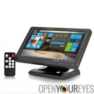 10,1 pouces large écran tactile - HDMI, AV, VGA, YPbPr