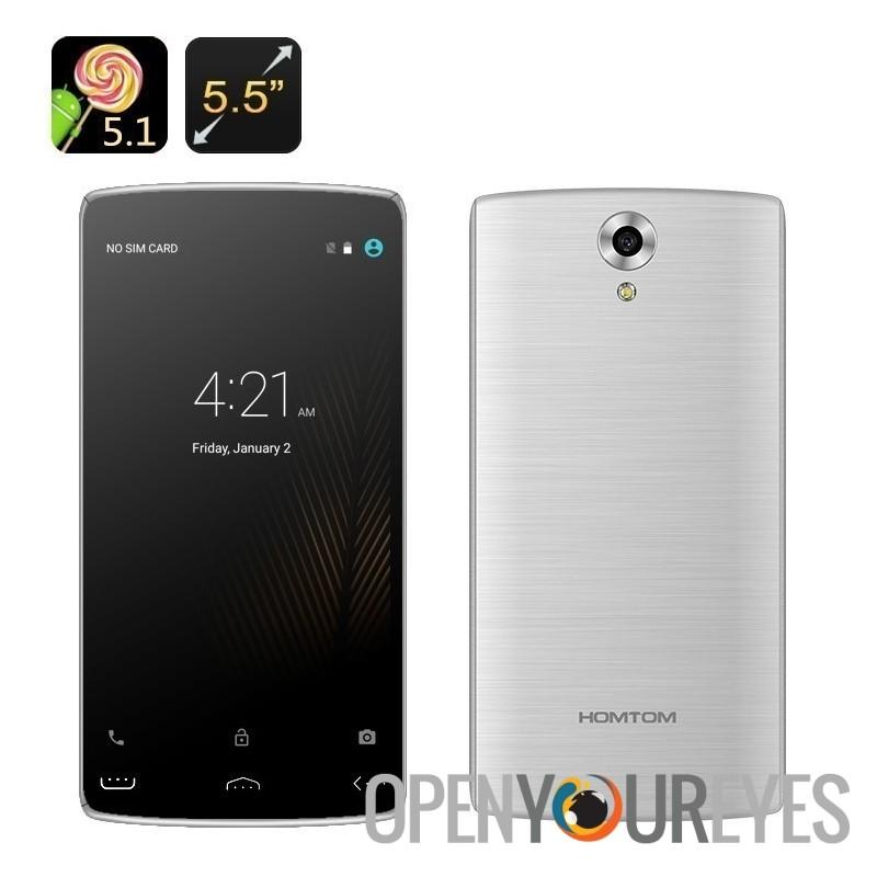 homtom ht7 pro smartphone 5 5 pouces cran hd 4g dual sim quad core cpu bluetooth 4 0. Black Bedroom Furniture Sets. Home Design Ideas
