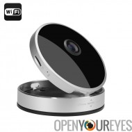 Smart Home 720p IP sans fil caméra - Wi-Fi, P2P, Vision nocturne, anti-IR, Motion Detection, Support Mobile, deux voies Audio