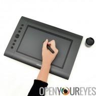Dessin graphique USB Tablet «Huion H610»-10 pouces x 6,25