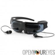 Lunettes de Virtual AV vidéo AV « SFX » - 52 pouces écran virtuel,