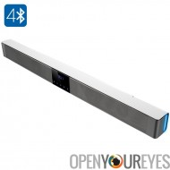 39.37 pouces 70 Watt 2.1 Channel Sound Bar « Sons Wave » - Bluetooth 4.0, Bass, optique, Micro SD Slot, touche tactile, télécom