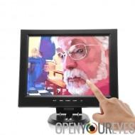 12 pouces écran tactile LCD VGA - 800 x 600