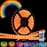 Flexible multi-couleur LED Light Strip - 7 mètres, de qualité supérieure