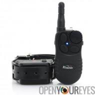 Collier Trainer chien distant avec récepteur - Vibration, choc + bruit Design