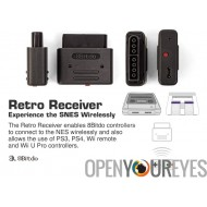 8Bitdo Retro Receiver Gamepad Controller for SNES/SFC