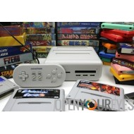 Japan Cyber Gadget Retro Freak Premium Version - 11 in 1 game console New Technology + Adapter