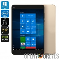 Romaric Mi Pad 2 Windows Tablet - Windows 10, processeur Quad-Core, 2Go de RAM, OTG, Dual-Band Wi-Fi, 64 Go de mémoire, 7,9 pou