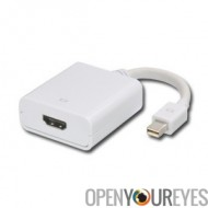 Mini DisplayPort vers HDMI