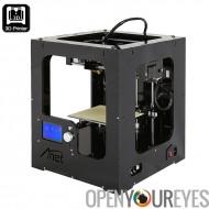 Anet haute précision 3D imprimante A3 - Filaments multiples prises en charge, Volume d'impression de 150 mm en cubes, impressio
