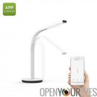 Romaric Eyecare 2 lampe intelligente - double Source lumineuse, App Control, luminosité réglable, technologie de la lumière Phi