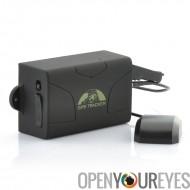 Tracker GPS de voiture en temps réel - magnétique, résistant aux intempéries