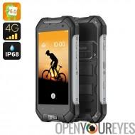 Entrepôt de HK Blackview BV6000S IP68 Smartphone - 6.0 Android, 4G, Dual SIM, NFC, Quad Core CPU, 2 Go de RAM (noir)
