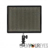Amaran AL-528W LED vidéo Light - 528 LEDs, 95CRI, Grand Angle de faisceau, longue durée de vie, deux filtres de couleur, tempér
