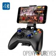Tapis de jeu Bluetooth - analogique 2 bâtons, D-Pad, boutons d'Action 8, 400mAh batterie, Bluetooth 4.0