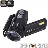 ORDRO Z20 Wi-Fi caméra vidéo numérique - capteur CMOS 8 mégapixels de 1/4 de pouce 1080p Video, 24Photos MP, 16 x Digital Zoom,