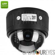 PTZ étanche caméra de sécurité - 1/3 de pouce CMOS, IP66, 960P, 4 x Zoom, Auto Focus Lens, 20m de Vision nocturne, anti-IR, Sup