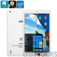 Teclast X 80 Plus Tablet PC - Windows 10, Android 5.1, processeur Quad-Core, jeu de Google, sortie HDMI, écran de 8 pouces, 2 G